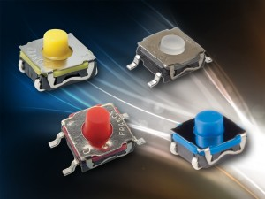CK632 KSC Series Ultra Long Life Switches PR