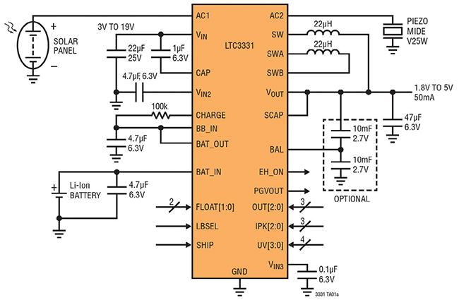 LTC3331-chip